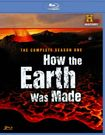 How The Earth Was Made: The Complete Season One [blu-ray] 1284463