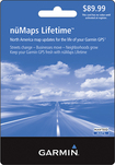 Garmin - n¿Maps Lifetime Update Card - Multi