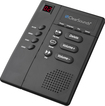 ClearSounds - Digital Answering Machine - Black