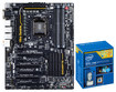 GIGABYTE - ATX Motherboard 1600/2933/3000MHz (Socket LGA 1150) and Intel® Core™ i7-4790K Processor - Multi