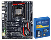 Intel® - ATX Motherboard 1600/2933/3000MHz (Socket LGA 2011) and Intel® Core™ i7-5820K Processor - Multi