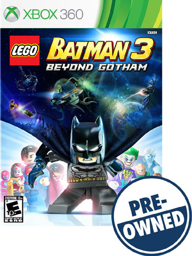 Lego Batman 3: Beyond Gotham - PRE-Owned - Xbox 360