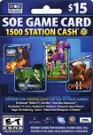 Sony Online Entertainment - SOE All-in-One POSA Card ($15)