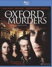 The Oxford Murders [blu-ray] 1304037
