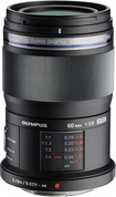 Olympus - M.Zuiko Digital ED 60mm f/2.8 Macro Lens for Select Cameras - Black