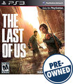 The Last of Us - PRE-OWNED - PlayStation 3