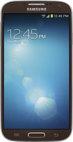 Samsung - Galaxy S 4 4G LTE Cell Phone - Autumn Brown (Verizon Wireless)