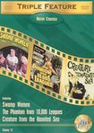 Horror Classics, Vol. 13: Swamp Women/the Phantom/the Creature From 10,000 Leagues (dvd) 13127181