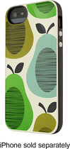 Belkin - Orla Kiely Case for Apple® iPhone® 5 and 5s - Fruit Green