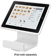 Square - Stand for Apple® iPad® 2 and iPad 3rd Generation - White