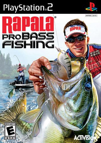 Rapala Pro Bass Fishing - PlayStation 2