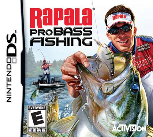 Rapala Pro Bass Fishing - Nintendo DS