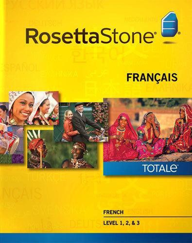 Rosetta Stone Version 4: French Level 1-3 Set - Mac|Windows