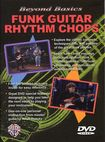 Beyond Basics: Funk Guitar Rhythm Chops (dvd) 13235536