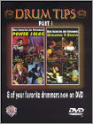 Drum Tips, Part I: Power Solos/Developing a Groove (DVD) (Eng)