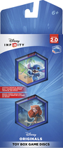 Disney - Disney Infinity: Disney Originals (2.0 Edition) Toy Box Game Discs - Multi