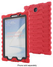 Hard Candy Cases - Shock Drop Case for Samsung Galaxy Note 8.0 - Red/Black