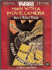 The Man With a Movie Camera (DVD) (Black & White) 1929