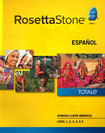 Rosetta Stone TOTALe: Spanish (Latin America) Level 1 – 5 Set - Mac|Windows