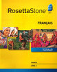 Rosetta Stone TOTALe: French Level 1 - Mac/Windows