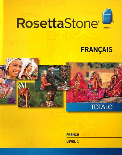 Rosetta Stone TOTALe: French Level 1 - Mac|Windows