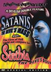 Satanis, The Devil's Mass/sinthia, The Devil's Doll (dvd) 13382305