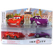Disney Infinity Figure Cars Play Set - PlayStation 3, Xbox 360, Nintendo Wii, Wii U, 3DS