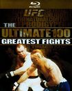 Ultimate Fighting Championship: The Ultimate 100 Greatest Fights [6 Discs] [blu-ray] 1358116
