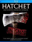 Hatchet [director's Cut] [blu-ray] 1358125