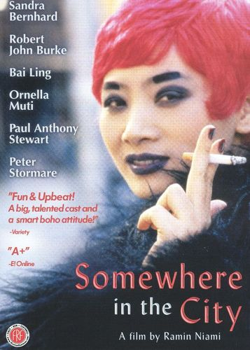 Somewhere in the City [DVD] [English] [1997]