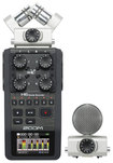 Zoom - H6 Handy Audio Recorder - Gray