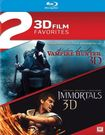 Abraham Lincoln: Vampire Hunter 3d/immortals 3d [3 Discs] [blu-ray] 1367227