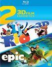 Rio/epic [2 Discs] [blu-ray] 1367236