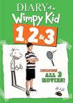Diary Of A Wimpy Kid 1, 2 & 3 [3 Discs] (dvd) 1367245