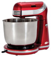 Dash - Go Tilt-Head Stand Mixer - Red