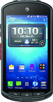 Kyocera - Charger 4G Cell Phone - Black (AT&T)