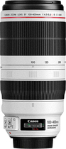 Canon - L-Series EF 100-400mm f/4.5-5.6 IS II USM Super Telephoto Lens for Canon Cameras with an EF Mount - Black