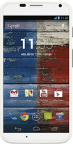 Motorola - Moto X Cell Phone - White (Sprint)
