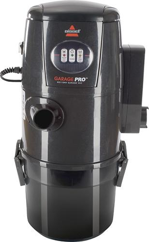 Bissell - Garage Pro Vac Wet/Dry Vacuum - Black