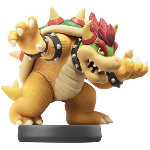 Nintendo - amiibo Figure (Bowser) - Multi