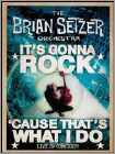 Brian Setzer Orchestra: It's Gonna Rock... 'Cause That's What I Do (DVD)