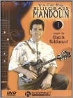 You Can Play Bluegrass Mandolin, Vol. 1 (DVD) 1992