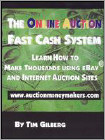 The Online Auction Fast Cash System (DVD) 2004