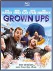 Grown Ups (Blu-ray Disc) (Enhanced Widescreen for 16x9 TV) (Eng/Fre/Por/Spa) 2010