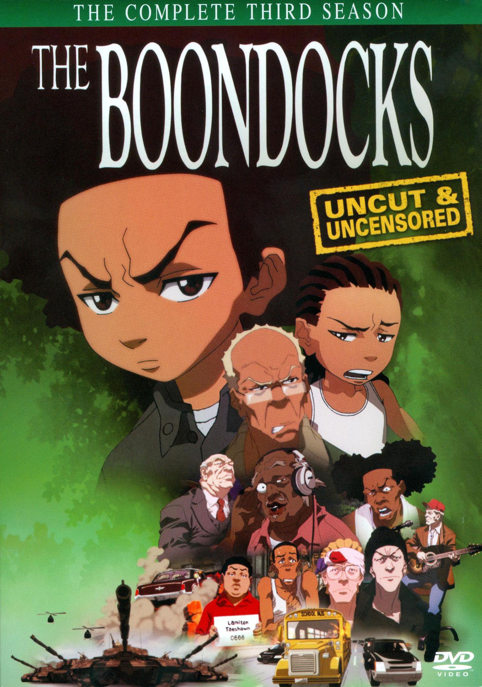 The Boondocks: The Complete Third Season [3 Discs] (dvd) 1380679