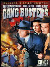 Gang Busters, Vol. 2: Chapters 7-13 (Black & White) (DVD)