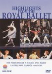 Highlights Fom The Royal Ballet (dvd) 13873123