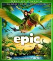 Epic [3 Discs] [includes Digital Copy] [3d] [blu-ray/dvd] 1387405