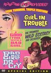Girl In Trouble/good Time With A Bad Girl/bad Girls Do Cry (dvd) 13877771