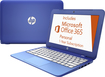 "HP - Stream 13.3"" Laptop - Intel Celeron - 2GB Memory - 32GB Flash Storage - Horizon Blue/Light Turquoise"